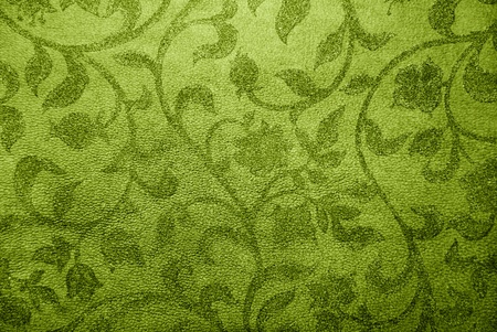 green leafs: wallpaer Stock Photo