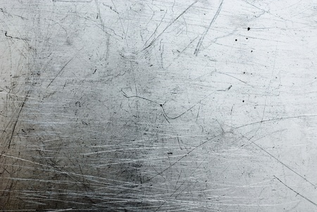 scratched metal: Industrial metal scratched of background Stock Photo