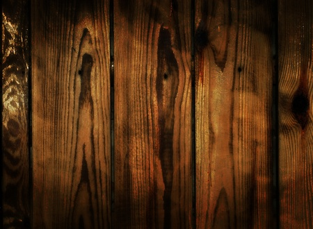 Grunge wood of plank texture photo