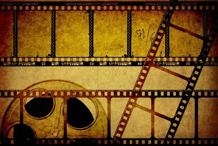 movie background for you project Stock Photo