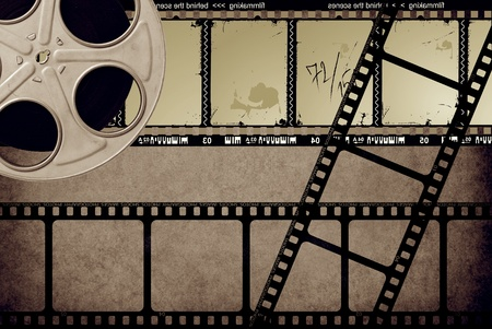 movie background for you project Stock Photo - 12990260