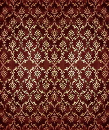 red gold: wallpaper