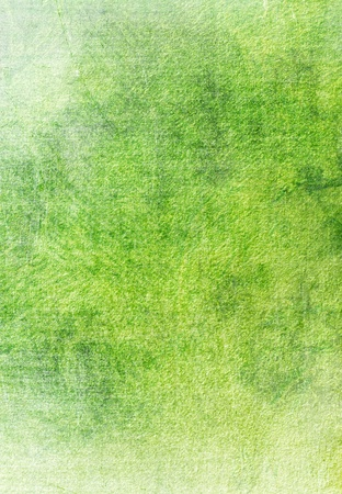 green texture of venetian stucco Stock Photo