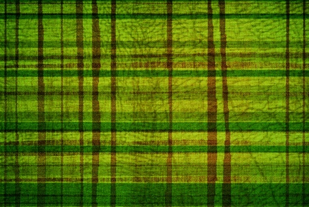 fabrick: background of green striped fabric