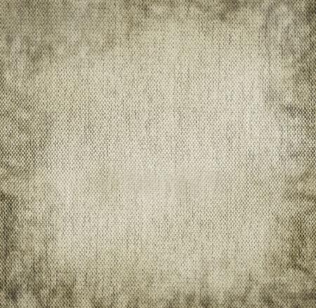 splice: linen golden rustic canvas texture Stock Photo