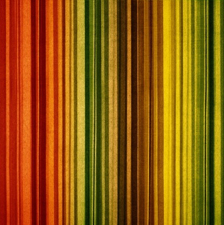 retro grunge striped of fabric photo