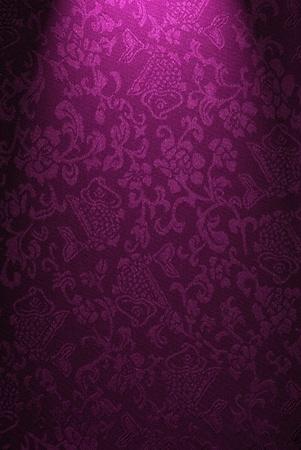 purple silk: p�rpura del grunge fondo vintage, retro Foto de archivo