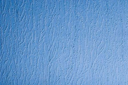 blue decorative wallpaper with effect bark photo