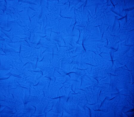 blue fabric  texture  of background  photo