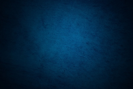 blue texture: Natural qualitative blue leather texture. Close up.