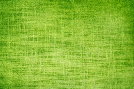 Green linen texture of background  photo