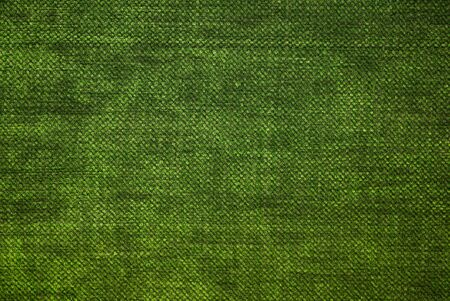 High quality texture of the green fabric photo