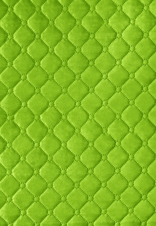 green picture of genuine leather upholstery photo