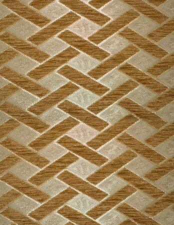 fabrick: retro square patternof fabric Stock Photo