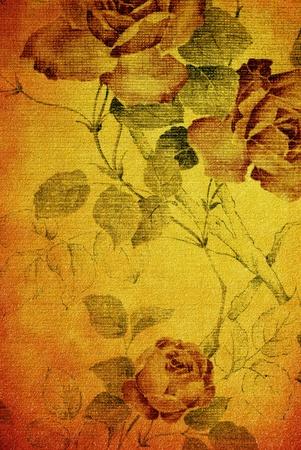 flowery: fondo floral ver la tela grandes colecciones