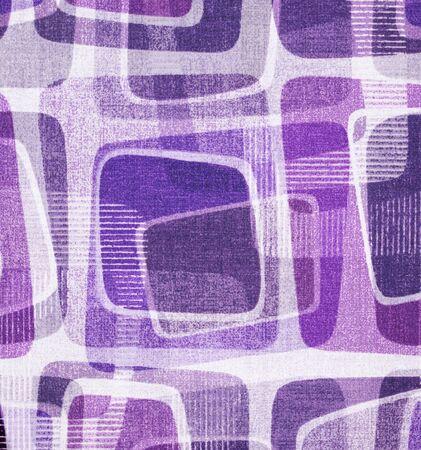 tissue texture: retro of colorful square background