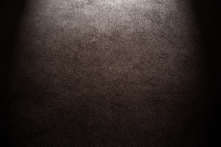 texture cuir marron: Natural qualitative texture de cuir brun Gros plan