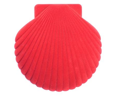 velvety: red velvety of jewelery box