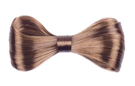 textura pelo: pelo-pin aislado sobre un fondo blanco