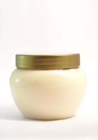Cream for a body  photo