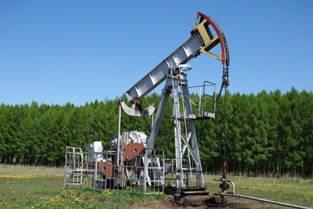 oi pump Stock Photo - 13445446