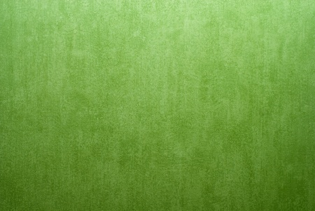 Textured green wallpaper for background  photo