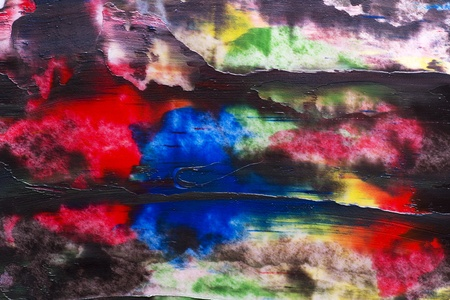 Abstract acrylic of painted background Stock Photo - 17753586