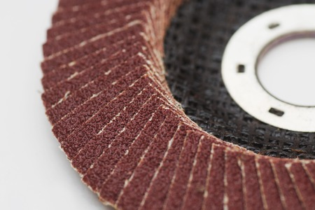 abrasive: Abrasive disk for polish wood, metal and stone
