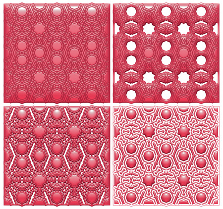 sateen: Background pink ornamental fabric texture. Can be used for invitations to any of your ceremony