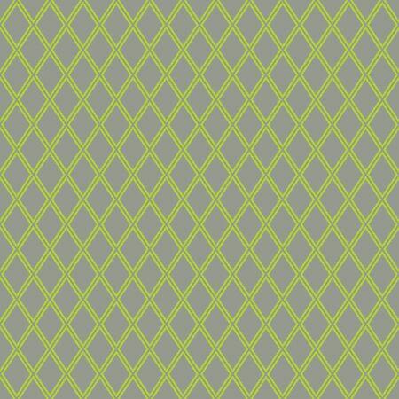 checkered rhombus seamless vector pattern. chess style. modern texture design. Çizim