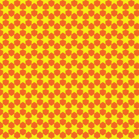 seamless star pattern background. elegant luxurious design illustration. Design element for prints, wrapping paper backgrounds, template, web pages and textile pattern