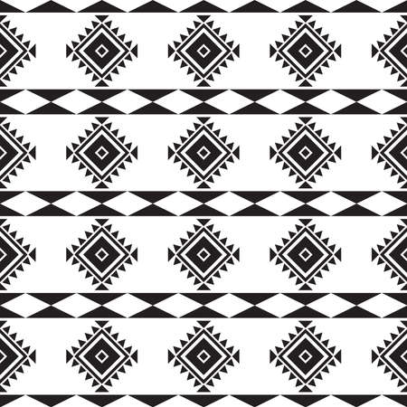 Repeating geometric tile linear pattern with hatched squares. minimalist ornate. trendy hipster pattern.