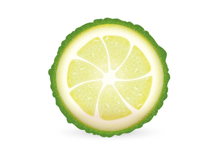 ascent: A piece of sliced citrus, great ascent, taste sour and occasionally use to cooking