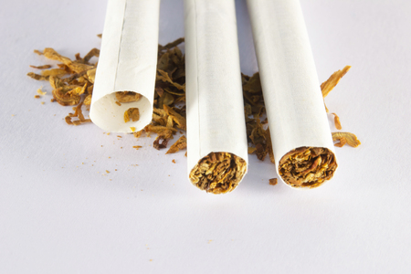addictive: Cigarettes, addictive substance, is harm your health with nicotine, tar, hydrogen-cyanide etc.