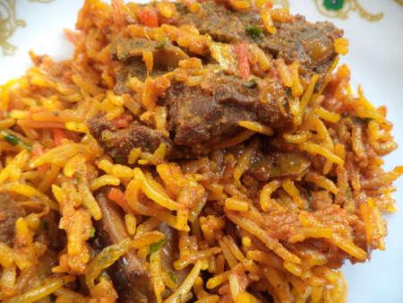 mutton: Mutton Biryani
