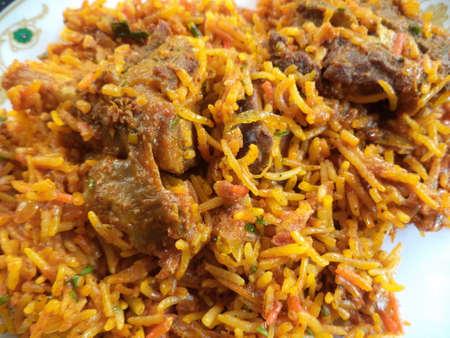 biryani: Mutton Biryani
