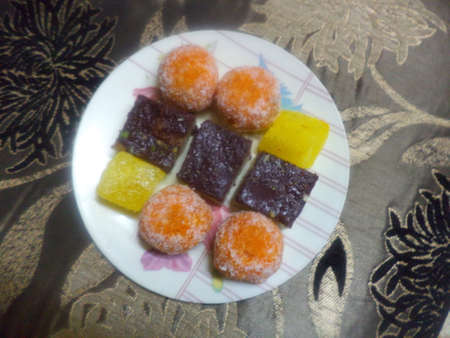 agra: Colourful Petha from Agra