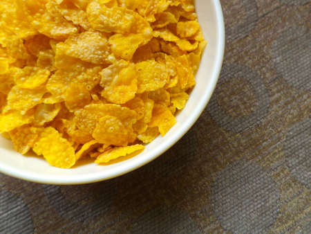malted: Corn flakes