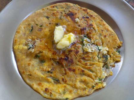 paratha: Panir Paratha