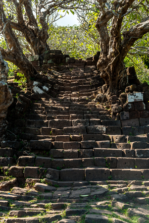 Wat Phu in Southern Laos
