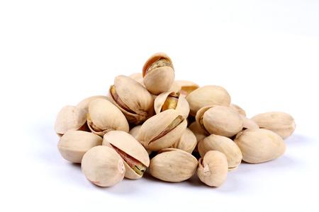 pistachio, pistachio in white