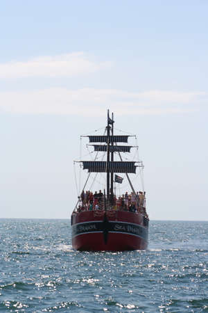 plunder: Pirate themed tour ship