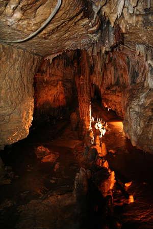 동굴 벽 사진