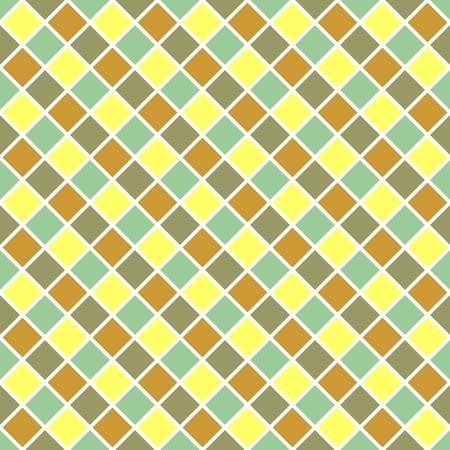 Abstract geometrisch kleurrijk naadloos patroon