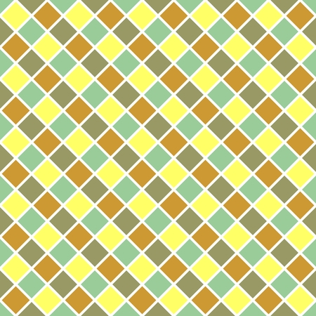 Abstract geometrical colorful seamless pattern