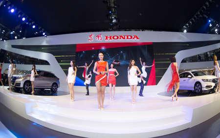 Wuhan 2017 Auto Show Stok Fotoğraf - 79122419