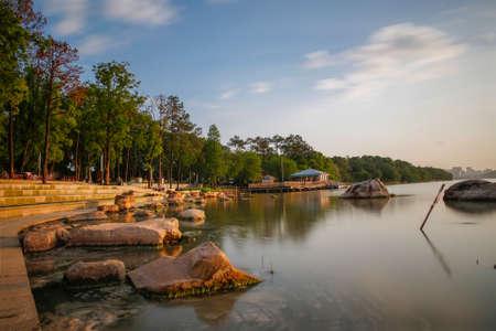 wuhan: Wuhan East Lake Scenic Area