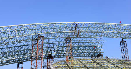structural engineers: Is the construction of steel structure buildings