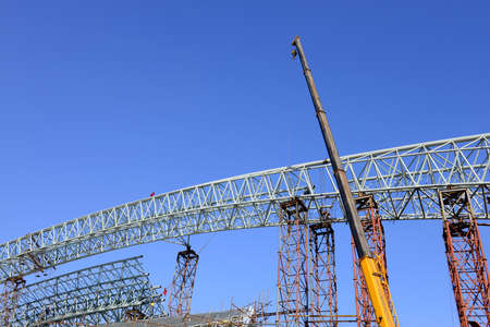 steel structure: Is the construction of steel structure buildings