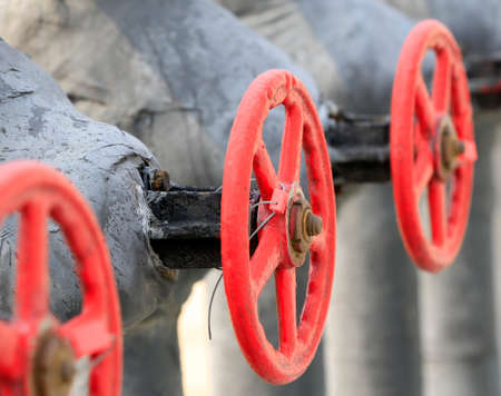 Pipeline switches, in oil fields